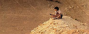 DER KRIEG IST IMMER DABEI - AKTUELLE KULTUR IN ISRAEL