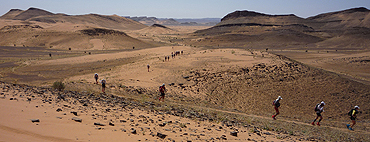 My Desert Happiness: Running through the Sahara – the Marathon des Sables