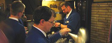 The brewer from Cologne cathedral: Sounds Kölsch, tastes Kölsch, is Kölsch