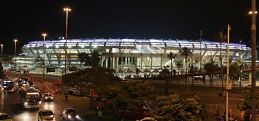 FESTIVAL // DAS MARACANA-STADION IN RIO DE JANEIRO - TEMPEL DER EMOTIONEN