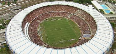 TV // DAS MARACANA-STADION IN RIO DE JANEIRO - TEMPEL DER EMOTIONEN