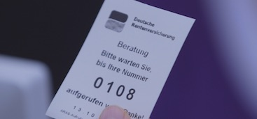 HEUTE JUNG - MORGEN ARM / SENDETERMIN IM ERSTEN