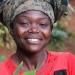 Furara mit Blättern DR Kongo