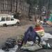 Straße im Kongo