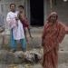 Minara mit Sohn und Mutter, Bezirk Sunamganj