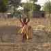 Landschaft mit Tata Somba in Boukoumbe